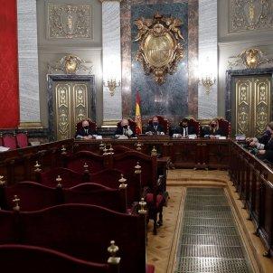 Tribunal Suprem judici Torra inhabilitacio EFE