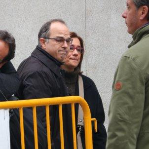 Josep Rull Jordi Turull comiat parelles ACN