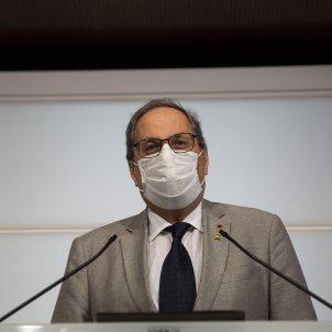 Quim Torra Debat politica general - Sergi Alcazar