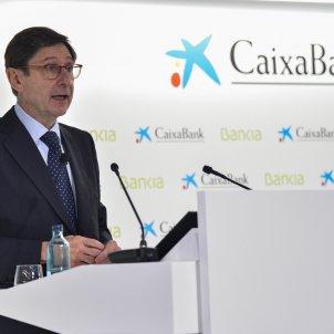 José Ignacio Goirigolzarri, el presidente del nuevo CaixaBank. Foto: Caixabank