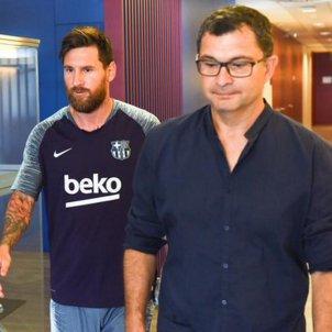 Ricard Pruna Messi @UNIVERSO 1899