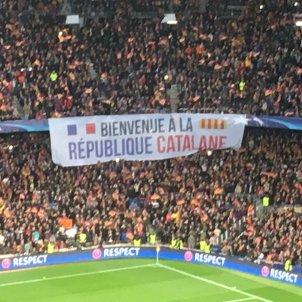 Camp Nou Barça PSG Bernat Aguilar