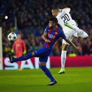 Barça psg Champions Camp Nou efe