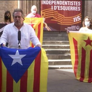 independentistes d'Esquerra / Twitter