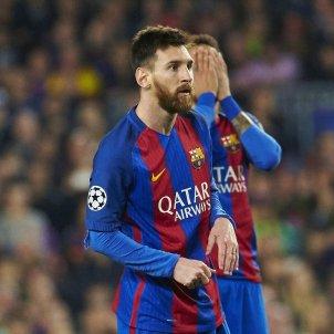 Messi Neymar Barça PSG EFE