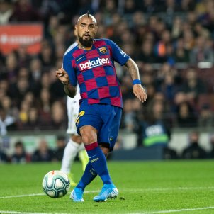 Arturo Vidal barça Europa press