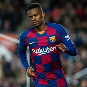 Nelson Semedo Barça Europa Press