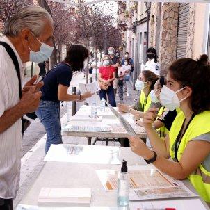 Cribratge barri Trinitat barcelona ACN