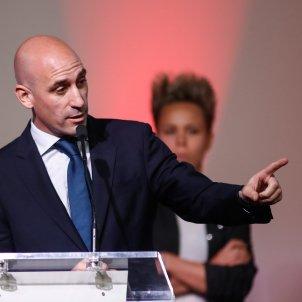 Luis Rubiales president RFEF Europa Press