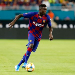 Moussa Wague Barca FC Barcelona