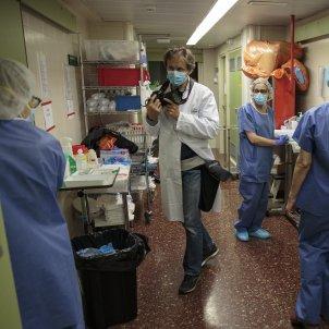 Fotoperiodista Jordi Play UCI Clinic - Sergi Alcazar