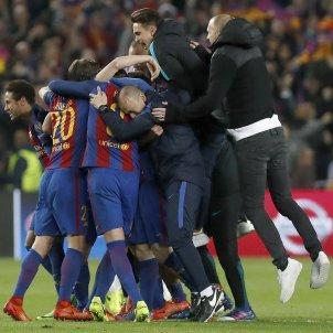Barça PSG Champions EFE