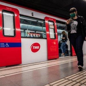 Metro Barcelona recurs   Twitter TMB