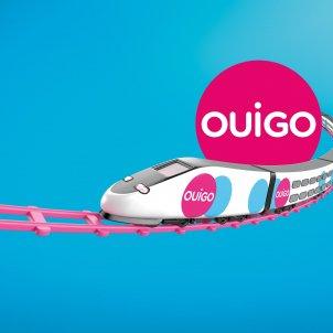 Imatge promocional del servei de Ouigo. Foto: Europa Press