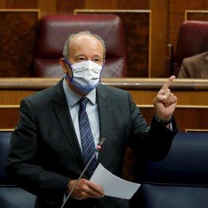 ministre Justícia Campo Congrés EFE