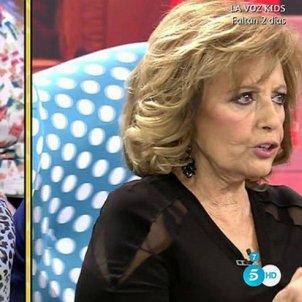 Mila ximenez Maria Teresa Campos Telecinco