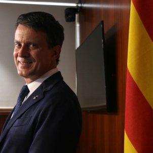 Manuel Valls ACN BCN pel Canvi