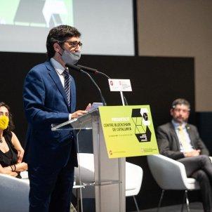 El Conseller de Polítiques digitals, Jordi Puigneró. Foto: Cambra de Comerç