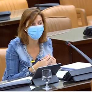 Carolina Telechea, diputada d'ERC Congrés