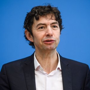 El viròleg assessor del govern alemany, Christian Drosten - Efe