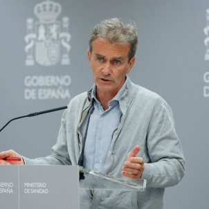 Fernando Simon coronavirus - Efe