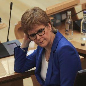 Nicola Sturgeon Escocia EFE