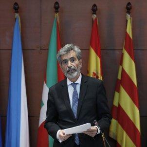 Carlos Lesmes Escola Judicial CGPJ Barcelona EFE