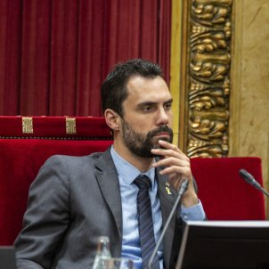 Roger Torrent ple comisio dret civil i politics SergiAlcazar 02