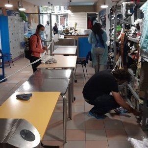 Gimnas Sant Pau @salvemelsantpau social