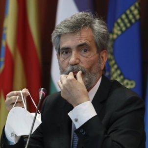 Carlos Lesmes EFE