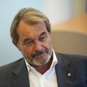 Artur Mas ex president retrat entrevista - Sergi Alcàzar