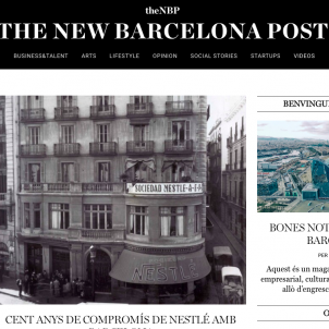 the new barcelona post