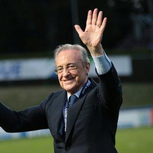 Florentino Perez rient EuropaPress