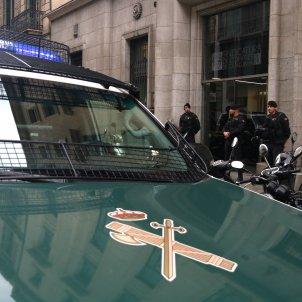 cotxe guàrdia civil - acn