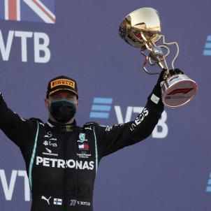 Valteri Bottas F1 Mercedes Russia EFE