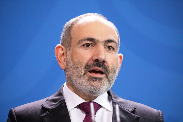 Nikol Pashinyan armenia efe