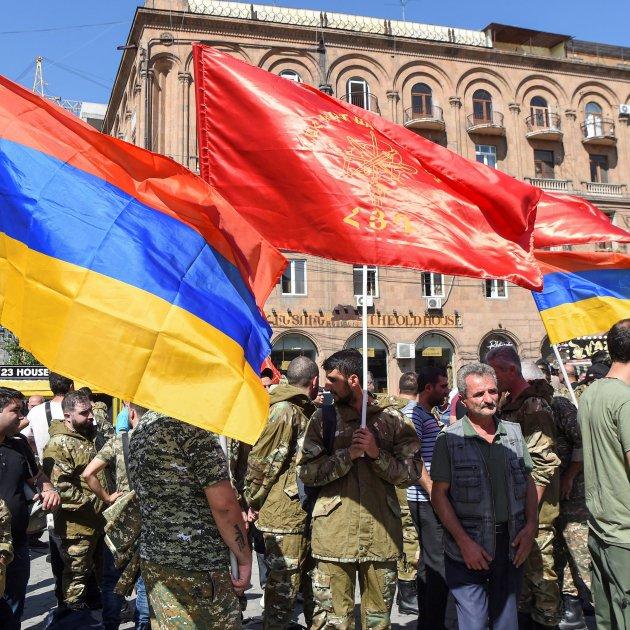 Nagorno-Karabakh erevan armenia efe