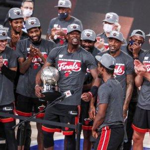 Miami Heat Bam Adebayo NBA EFE