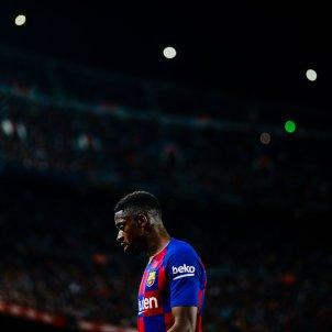 Ousmane Dembele Barcelona Barca Europa Press