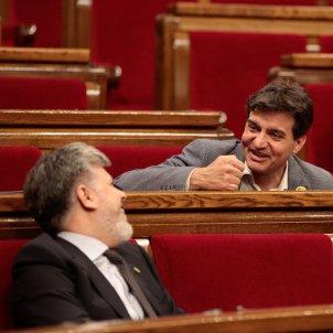 albert Batet JxCat Sergi Sabria ERC Parlament - ACN