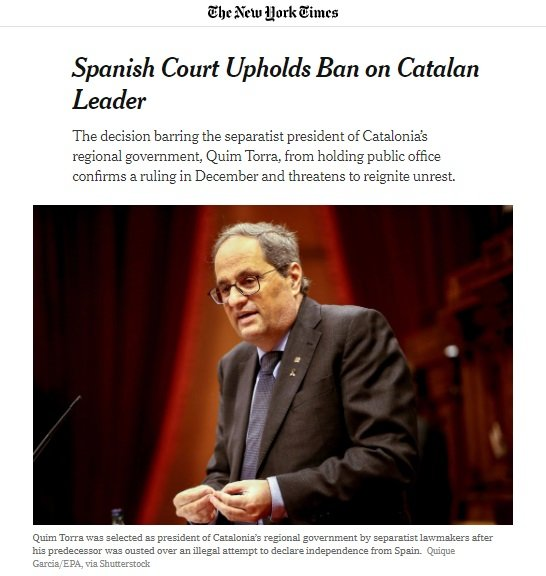 The New York Times Torra
