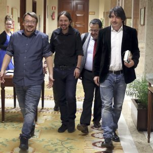 Pacte Nacional pel Referendum Joan Ignasi Elena Domenech Iglesias - Efe