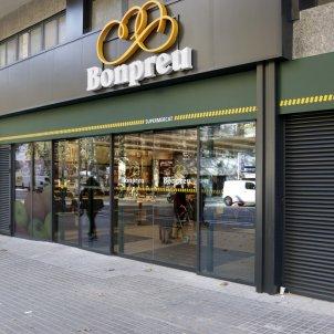 Un supermercat BonPreu. Foto: Europa Press