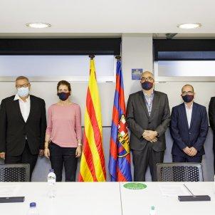 Mesa vot mocio censura Barca FC Barcelona