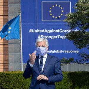 Comissari europeu justícia, Didier Reynders   Europa Press