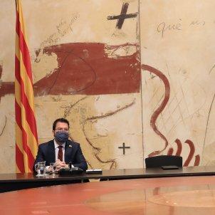 Govern cadira buida Torra Jordi Bedmar
