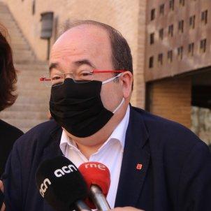Miquel Iceta a Tarragona SCN