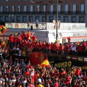 Celebració Espanya