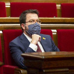 Ple Inhabilitacio Pere Aragonès - Sergi Alcazar