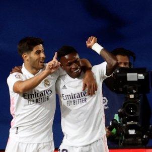 Asensio Vinicius celebren Reial Madrid EFE